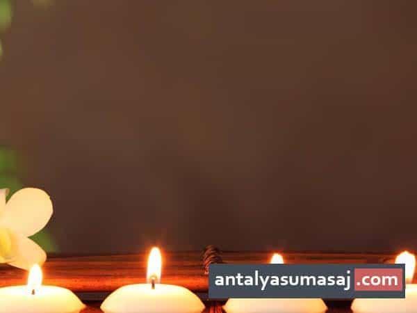 antalya masaj salonu ışıklar